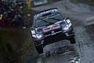 WRC フォルクスワーゲン、WRC撤退を発表