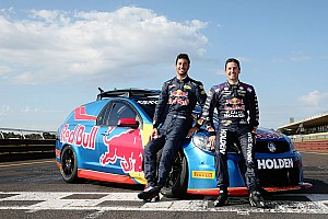 Supercars Breaking news Ricciardo drives Triple Eight-built V8 Supercar