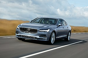 OTOMOBİL Basın bülteni Volvo Cars, Yeni Volvo S90 ile Lüks Sedan Otomobil  Dünyasını Yeniden Tanımlıyor