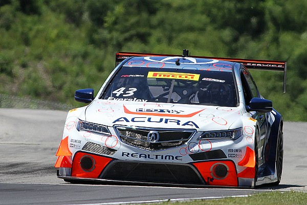 PWC Pumpelly to replace Cunningham in Acura line-up
