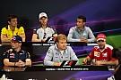 Formula 1 Monaco GP: Wednesday's press conference