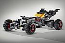 Auto Une Batmobile Lego et grandeur nature!