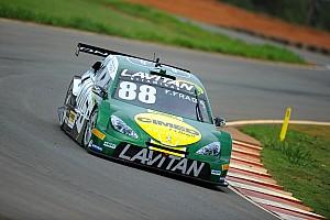 Stock Car Brasil Entrevista Apesar de vitória, Fraga não crê em ameaça de Barrichello