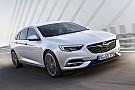 Auto Les photos de l'Opel Insigna Grand Sport