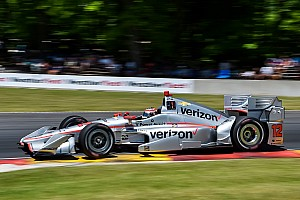 IndyCar Breaking news Power back in title hunt and fully fit again