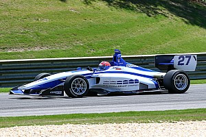 Indy Lights Special feature Dean Stoneman on gaining momentum and loving racing in America