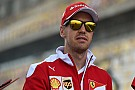 Vettel admits pressure mounting on Ferrari to win