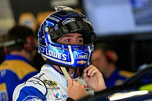 NASCAR Sprint Cup Practice report Final Talladega practice ends with Jimmie Johnson on top