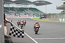Other bike Sepang Asia Talent Cup: Yanseen scores first championship points