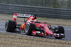 Formula 1 Breaking news Vettel commits to more Pirelli 2017 testing