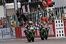 Перемога Рея та дубль Kawasaki в першій гонці вікенду