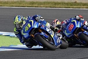 MotoGP Breaking news Suzuki happy to sacrifice technical privileges with podiums