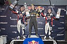 Global Rallycross Tanner Foust regains Global Rallycross points lead with Seattle victory