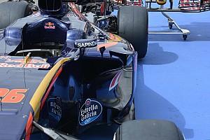 Formula 1 Analysis Bite-size tech: Toro Rosso STR11 sidepod changes