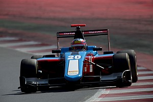 GP3 Breaking news Tunjo in, Boschung out for Spa GP3 round