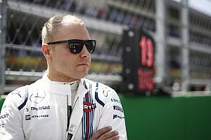 Mercedes confirms Bottas as Hamilton's teammate