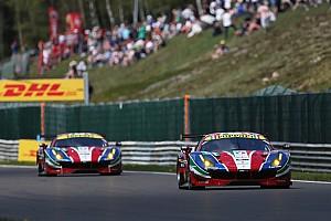 Le Mans Breaking news Pier Guidi, Bertolini complete Ferrari Le Mans line-up