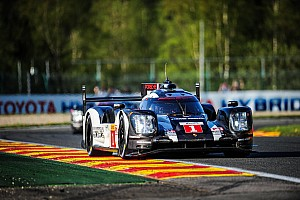 WEC Breaking news Webber: We're not out of the WEC title race yet