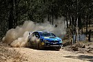 Other rally Taylor becomes first female Australian rally champion