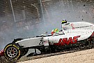 New chassis for Gutierrez after Alonso crash