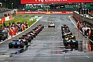 Formula 1 F1 to have wet-weather standing starts in 2017