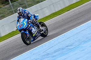 MotoGP Reporte de pruebas Solo los probadores de MotoGP ruedan el último día de test en Jerez