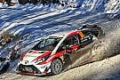 WRC 【WRC】開幕戦Day2トヨタ:好調さが続きラトバラが総合4番手に浮上