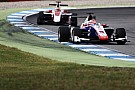 GP3 Hockenheim GP3: Bizarre VSC restart helps Fuoco to victory