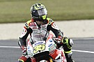 Australian MotoGP: Crutchlow beats Rossi as Marquez crashes out