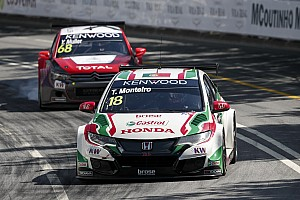 WTCC Interview Monteiro: Citroen likely to remain