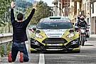WRC Kedvenc versenyén állhatott fel a dobogó 3. fokára kategóriájában Turán Frigyes és Zsiros Gábor