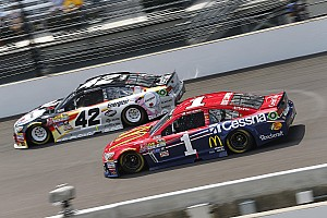 NASCAR Sprint Cup Commentary Ganassi's recent speed could make them a Chase spoiler