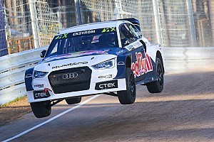 World Rallycross Breaking news Ekstrom warns WRX points lead