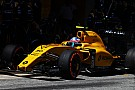 Formula 1 Renault says F1's tyre pressure situation
