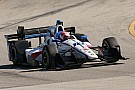 "IndyCar Ed Jones ""finding the limit"" of an IndyCar"