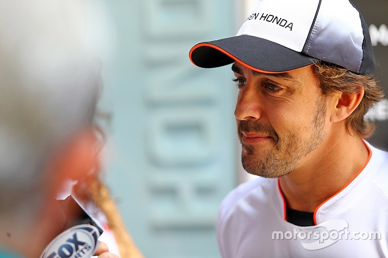 Alonso asks for consistency in FIA penalties