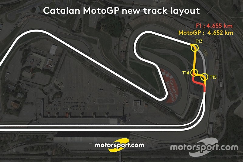 FIA and FIM agree to Barcelona circuit layout changes