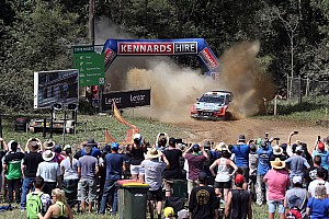 WRC Breaking news WRC confirms running order rule change for 2017
