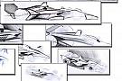 IndyCar 2018 IndyCar aerokit concepts unveiled