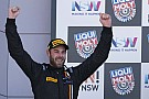 Endurance McLaren names van Gisbergen in Sepang line-up