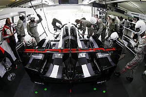 Le Mans Breaking news Problem-free Le Mans out of the question in LMP1, claims Dumas