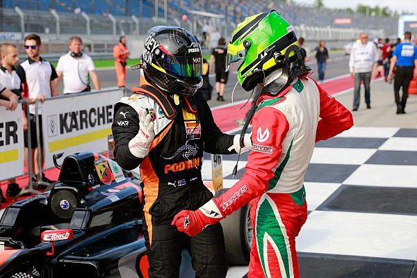 Formula 4 Son dakika Schumacher Almanya F4'te şampiyon olamadı