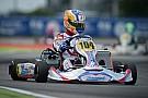 Kart Joyner wins three-way battle to take European Championship lead