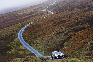 WRC Leg report Wales WRC: Ogier closes on win, Tanak tops three more stages