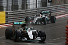 Formula 1 Rosberg did not hesitate to let Hamilton through - Wolff