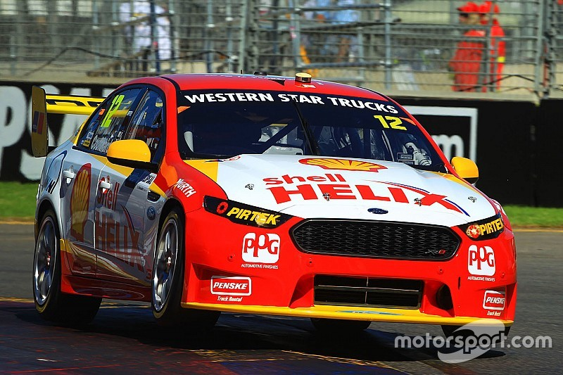 Clipsal 500 V8s: Coulthard tops Shootout to take Sunday pole
