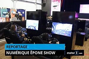 Jeux Video Actualités VIDÉO - Motor1 au cœur du Numérique Êpone Show 2016!