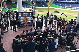 Algemeen Nieuws Loting Race of Champions in Miami: