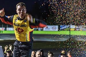 NASCAR Canada Race report Alex Labbé grabs victory at Autodrome Chaudière in NASCAR Pinty's series