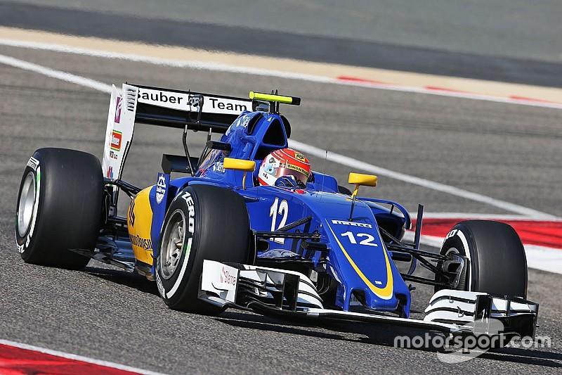 Doubts over Sauber future not impacting race team, says Nasr